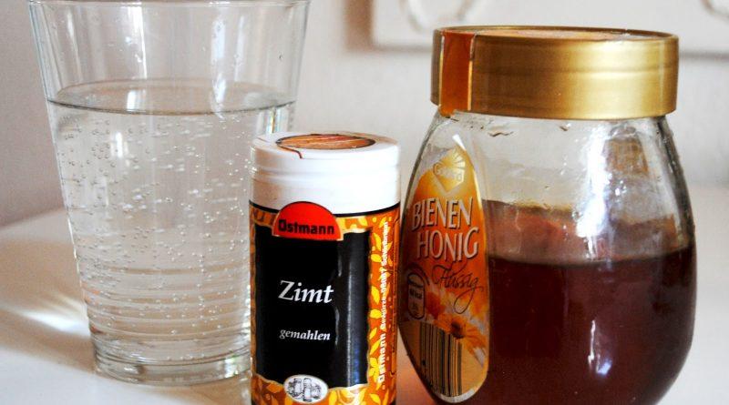 Wie Zimt mit Honig zubereitet wird, um Gewicht zu verlieren