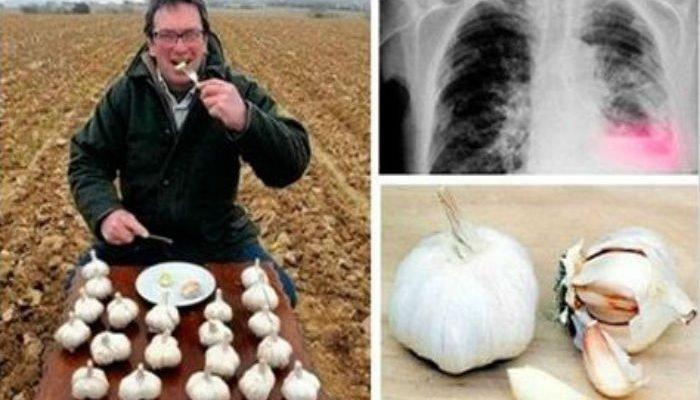 Knoblauch zum Abnehmen auf nüchternen Magen