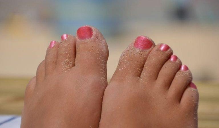 Die Form deiner Füße verrät dir das hier über deine Persönlichkeit!