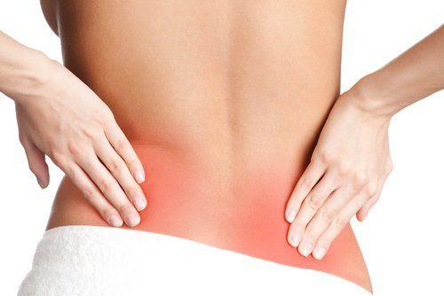 Das könnte hinter Ihren Rückenschmerzen stecken - alltagtricks